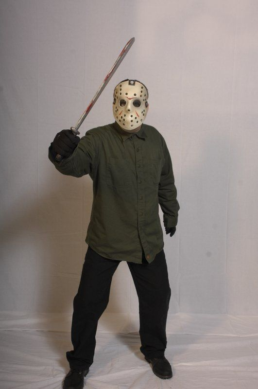 Halloween Costume Jason Friday 13th.Jason From Friday The 13th Diy Halloween Cool Halloween