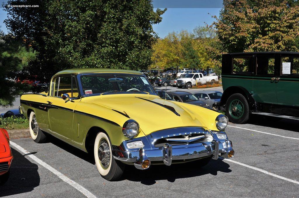 Studebaker President 1955.   Cars of 50\'s   Pinterest   Cars ...