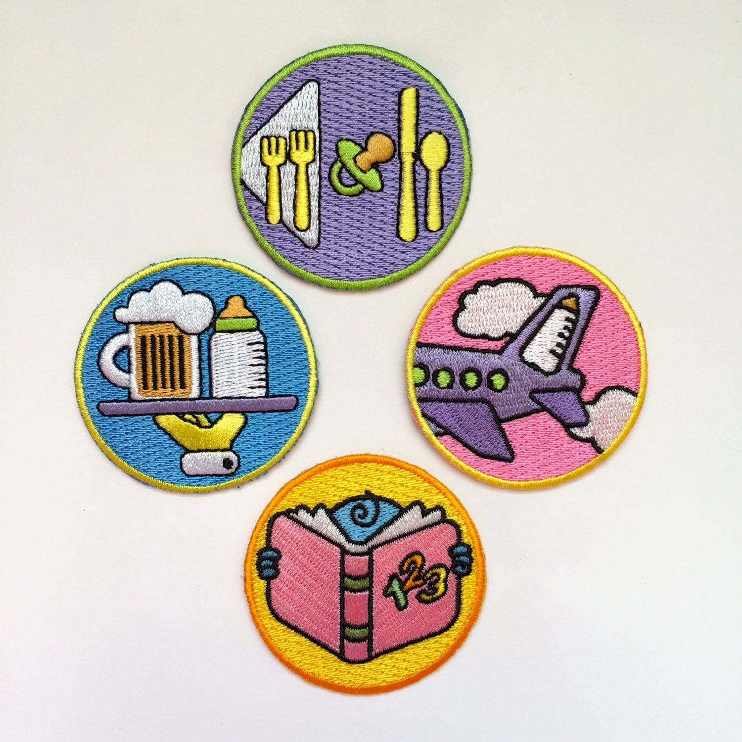 Complete Set Of Merit Badges