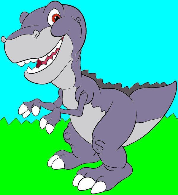Chomper the Tyrannosaurus by MCsaurus deviantart com on