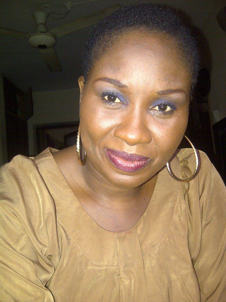 Irene p from portharcourt nigeria shoulder length bob