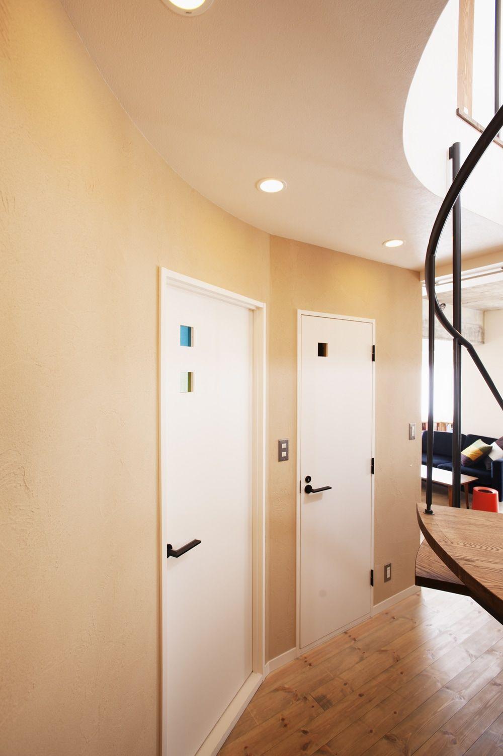 リフォーム リノベーションの事例 造作建具 ドア 施工事例no 246