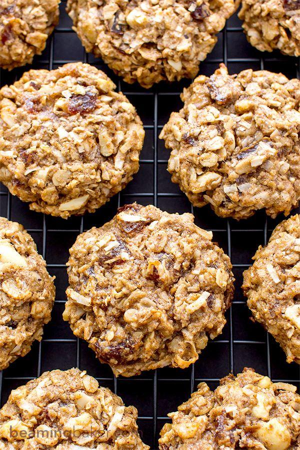 Good Morning Breakfast Cookies Vegan Gluten Free Beaming Baker Breakfast Cookie Recipe Vegan Cookies Good Morning Breakfast