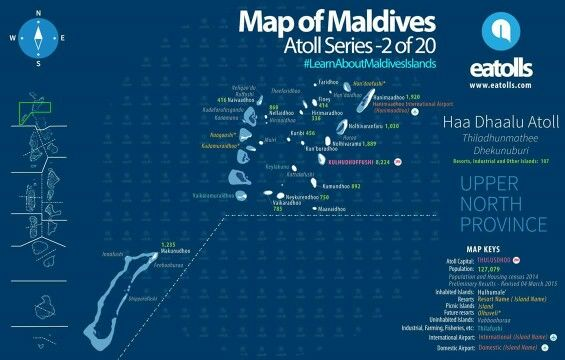 Learn about Maldives Islands - Search islands on eatolls.com, search result for HDh Atoll http://goo.gl/HGjpQL . Print map of Maldives available now. #SouthThiladhunmathi #HDh #Faridho #Hanimaadho #Finey #Naivaadhoo #Hirimaradhoo #Nolhivaranfaru #Nellaidhoo #Nolhivaramu #Kuribi #Kuburudhoo #Kulhudhuffushi #Kumundhoo #Neykurendhoo #Vaikaradhoo #Maavaidho #Makunudhoo #LearnAboutMaldivesIslands