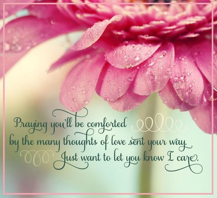 Positive thoughts | Sympathy quotes, Condolence messages ...