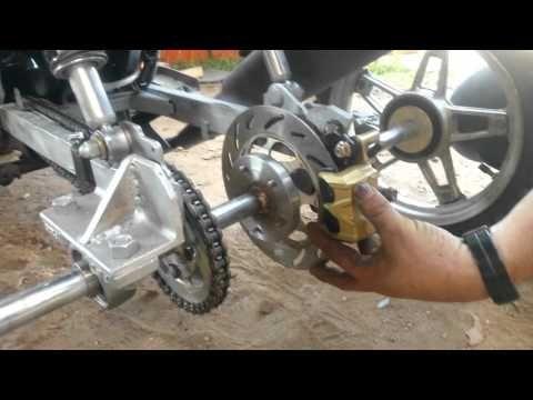 Com De Wilton Bicicleta Diferencial FuscaYoutube Inventa E2YD9WHI