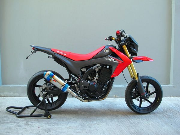 My Life 250cc Sized Honda Supermoto Motorcross Bike Enduro Motorcycle