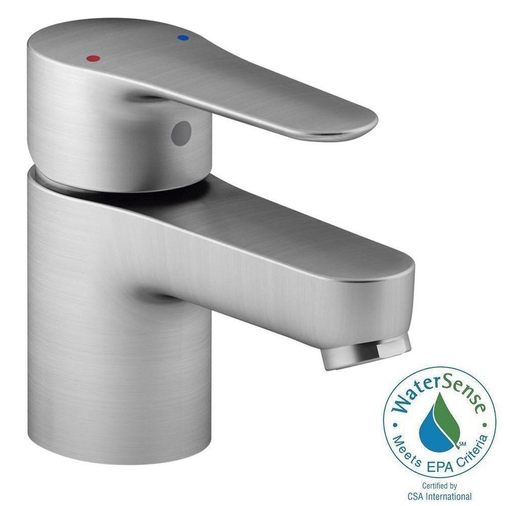 Kohler July Single Hole Single Handle Low Arc Bathroom Faucet In