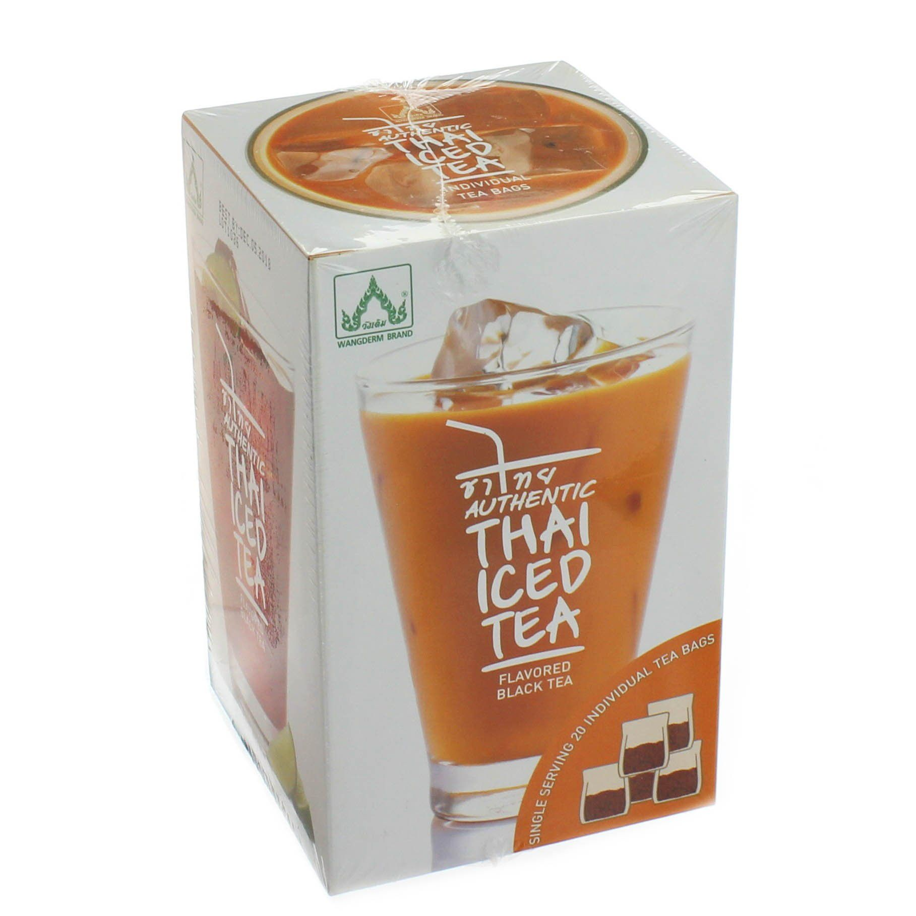 Wang Derm Thai Iced Tea ‑ Shop Tea at H‑E‑B in 2020 Iced