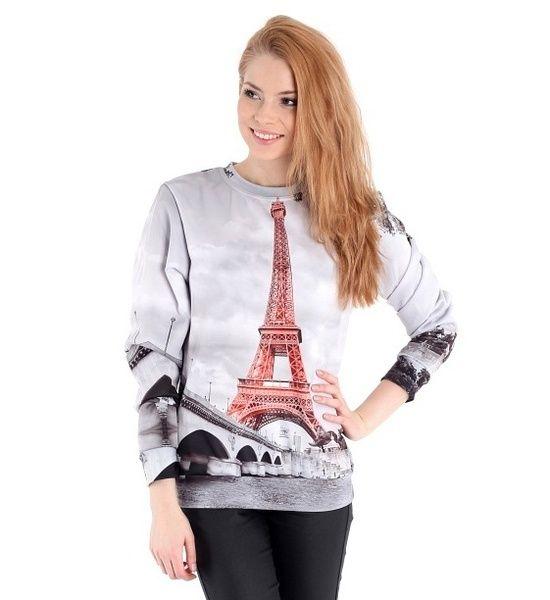 Paris Trip sweatshirt von Loveitshop auf DaWanda.com