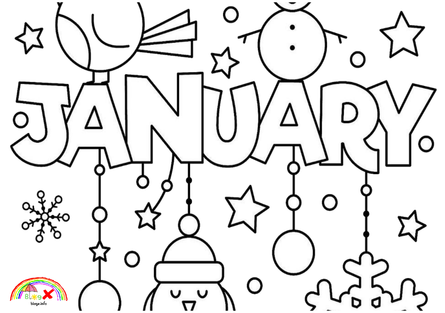 Pin By Kim White On Coloring Pages New Year Coloring Pages Cool Coloring Pages Coloring Pages For Kids