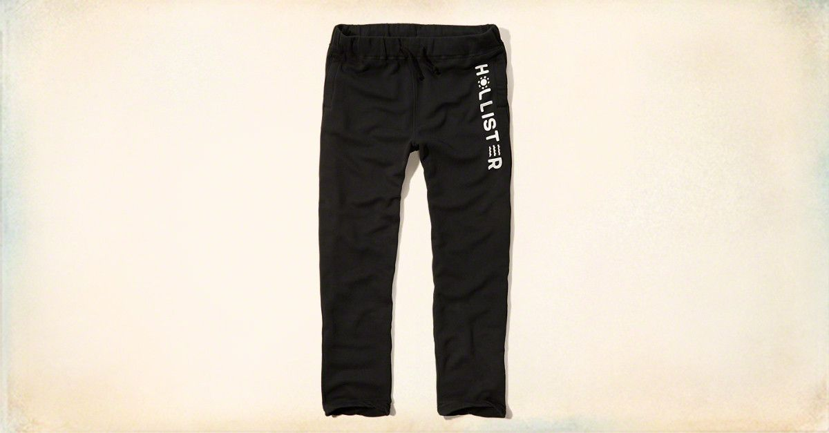 hollister sweatpants sale