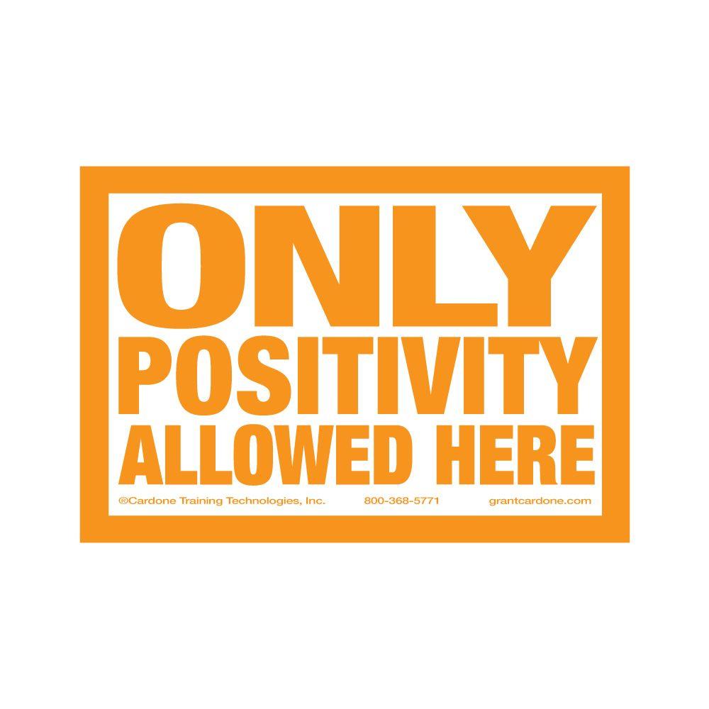No Negativity Allowed Google Search Grant Cardone Quotes Positivity Grant Cardone