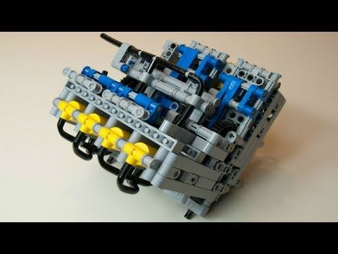 The Most Awesome Lego Machine Robot You Will Ever See - YouTube ...