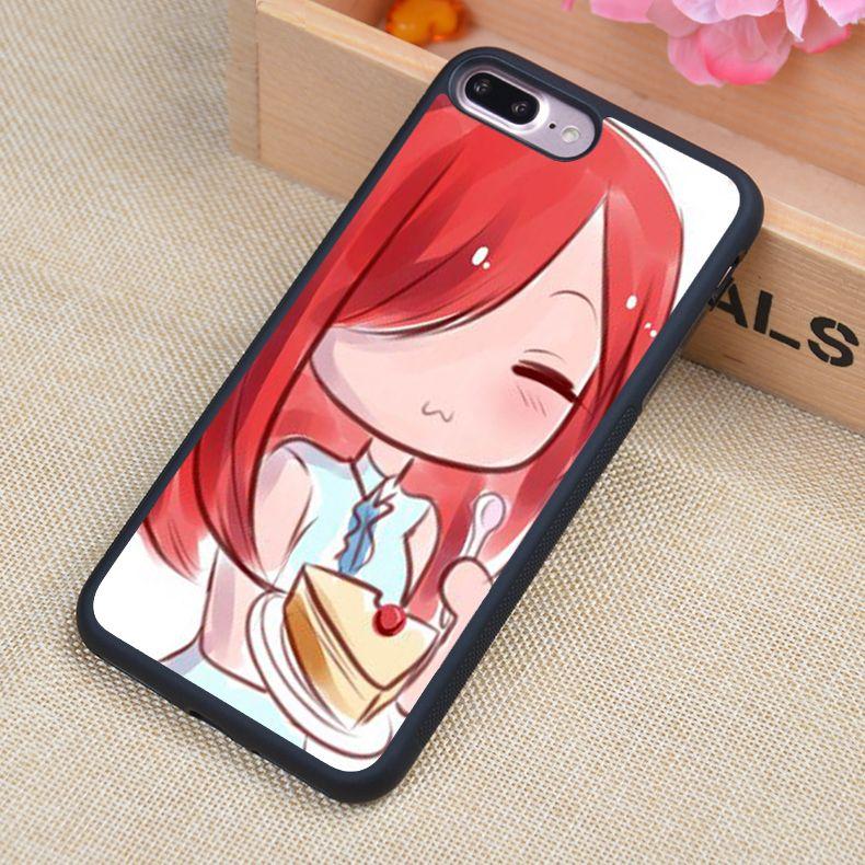 coque iphone 8 plus happy fairy tail