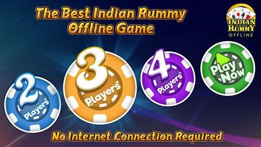 Indian Rummy Offline on the App Store Rummy, App, Offline