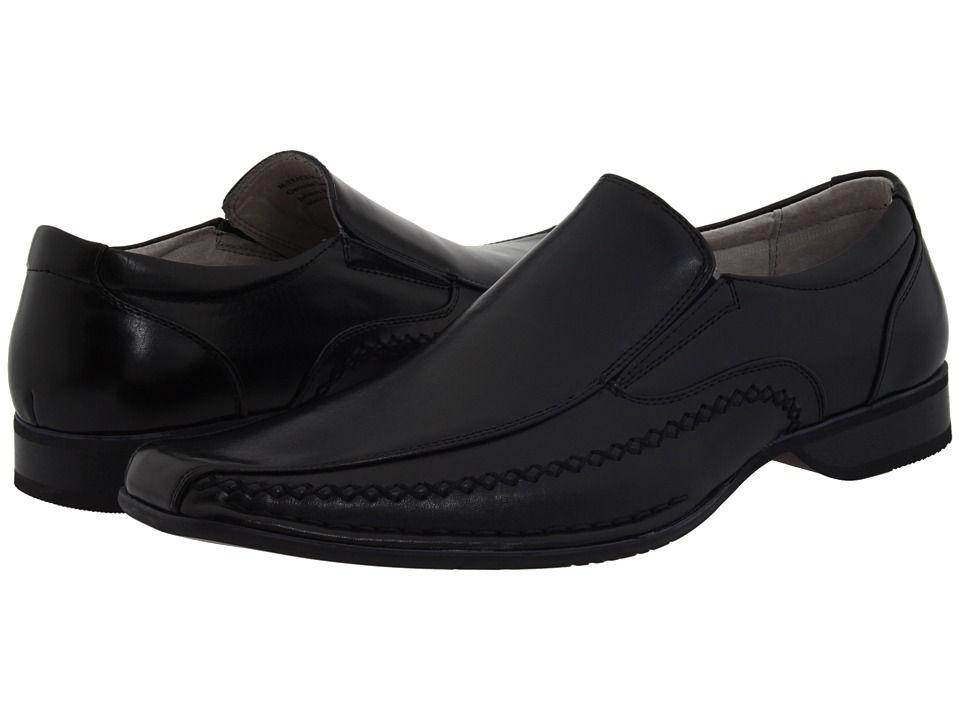 65a864a24ee STEVE MADDEN STEVE MADDEN - TRACE (BLACK) MEN S SLIP ON SHOES.  stevemadden   shoes