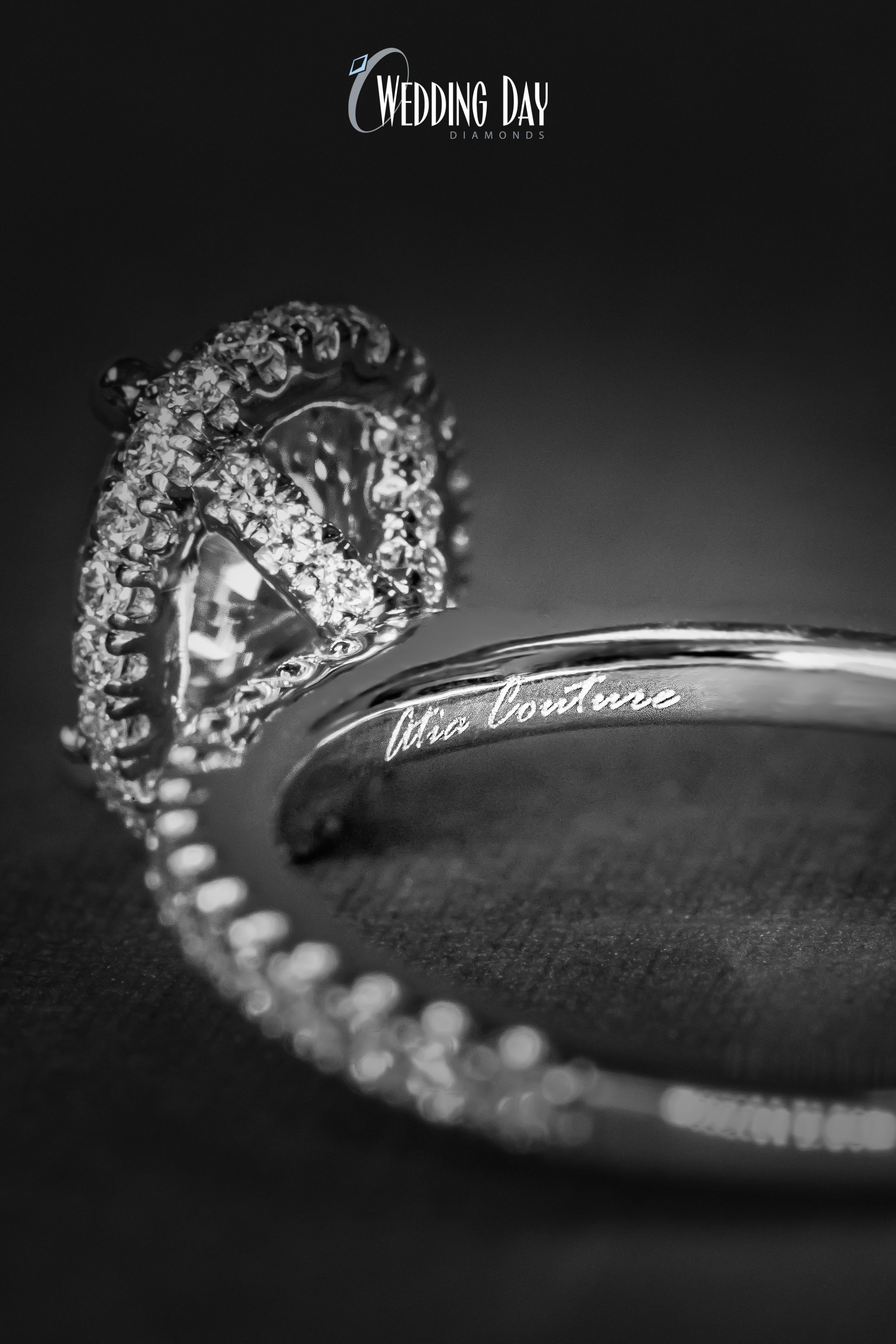 Exclusive Atia Couture Engagement Ring Collection Engagement Rings Wedding Day Diamonds Engagement