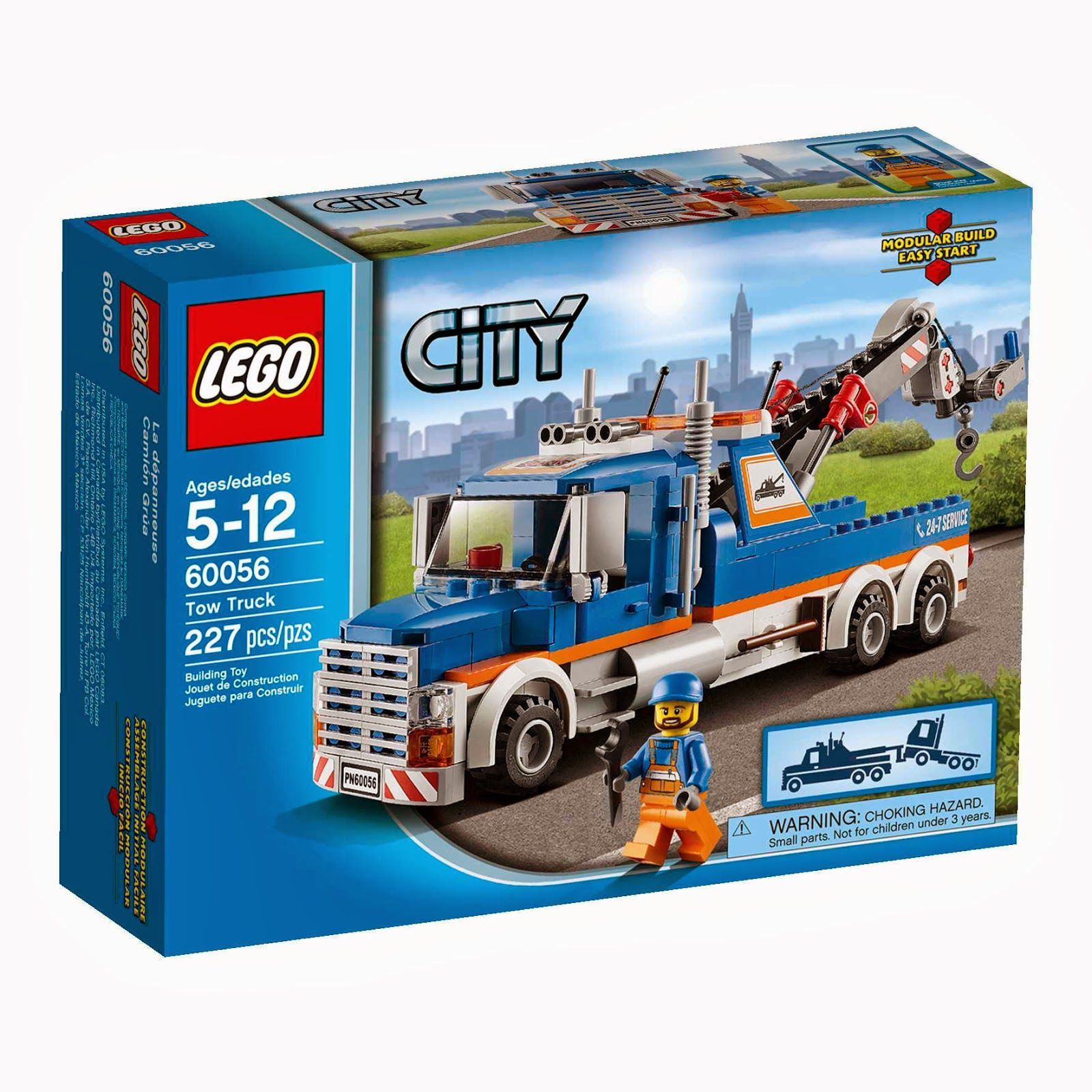 lego wrecker tow truck first saw in walmart ca lego