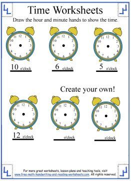 draw the hour hand worksheet 2 saat. Black Bedroom Furniture Sets. Home Design Ideas