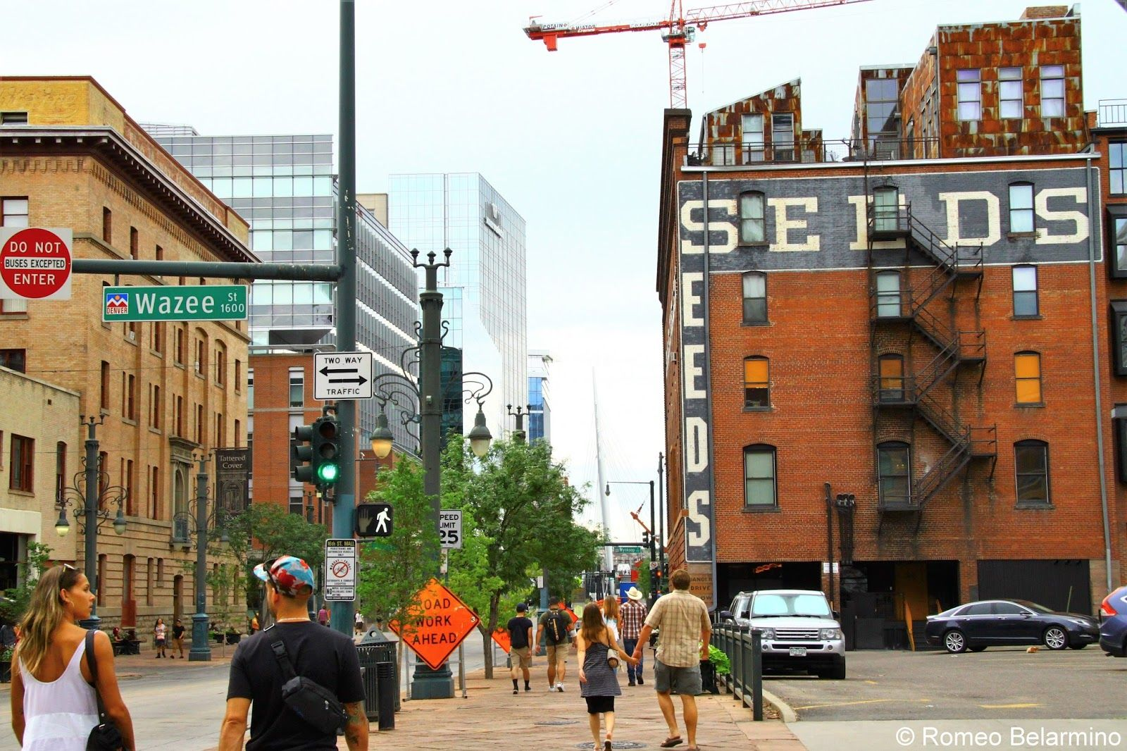 Denver Without A Car: Things To Do In Downtown Denver