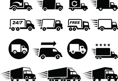 Moving Truck Clip Art Black And White Bing Images With Images