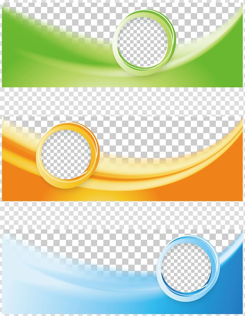 Web Banner Flyer Tricolor Business Banner Green Orange And Blue Frame Collage Transparent In 2020 Business Banner Poster Background Design Banner Background Images