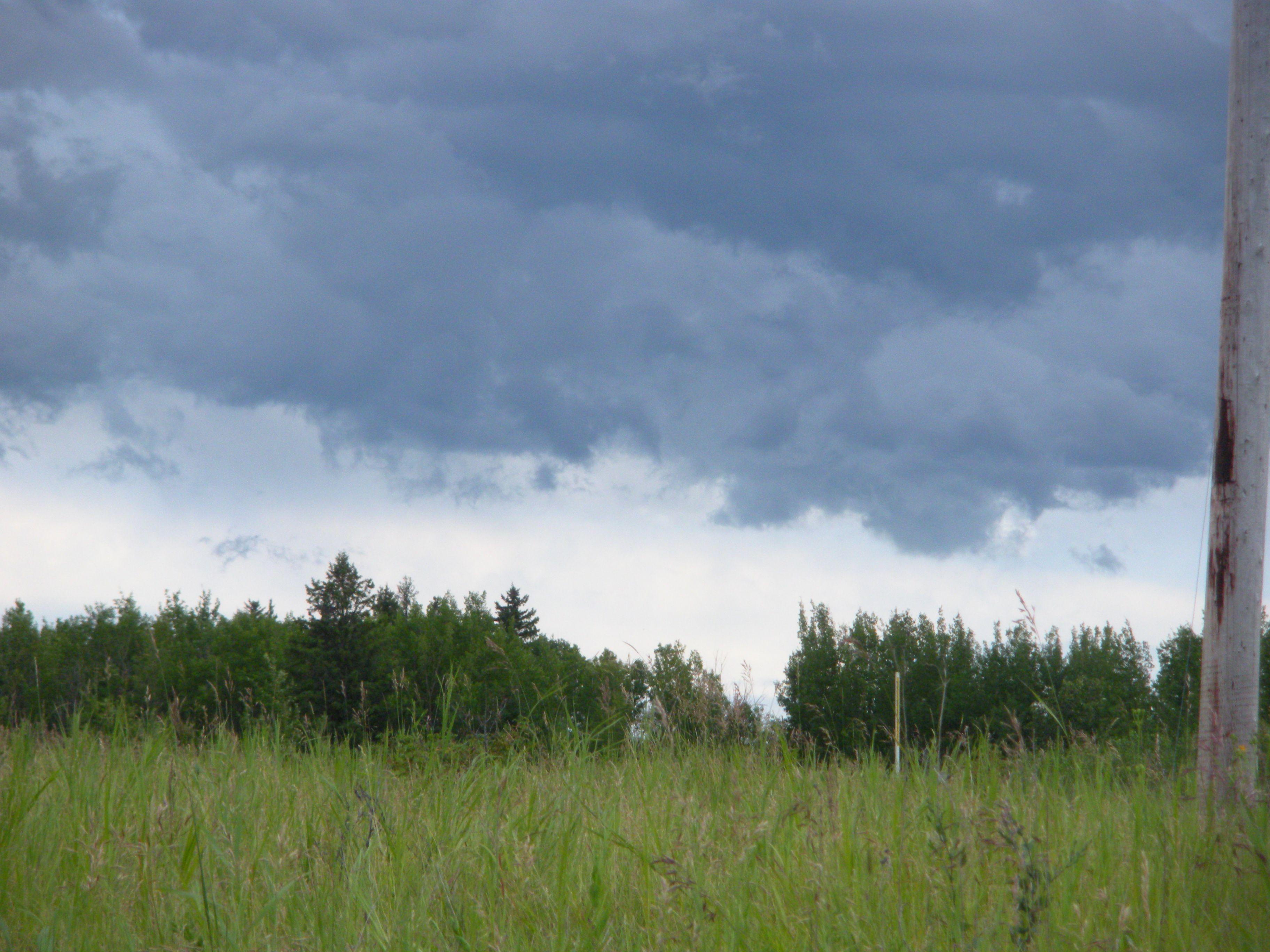 Storm lurking...