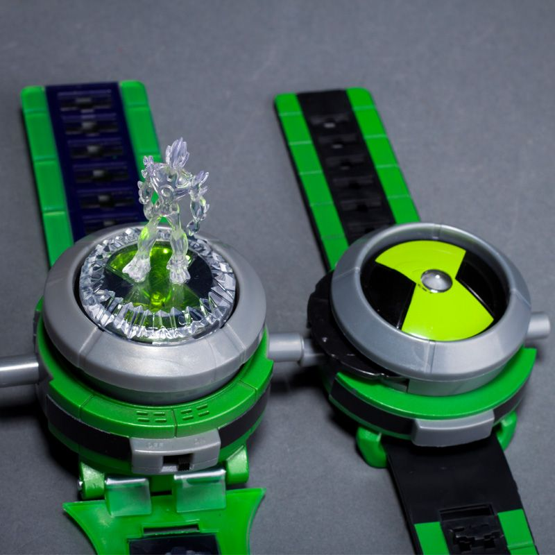 American anime ben 10 ultimate omnitrix projection toy