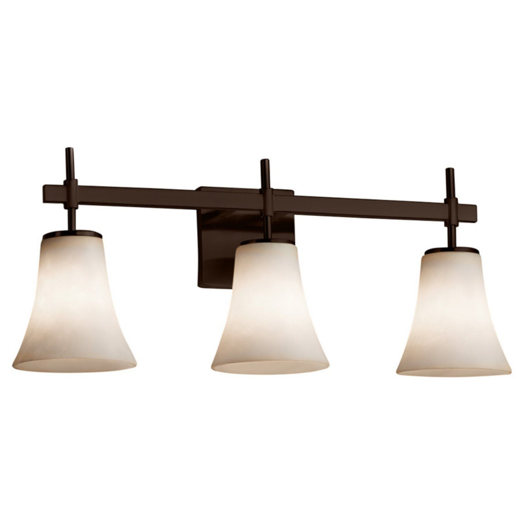 Justice Design Group Clouds Union CLD-8413-20 Bathroom Vanity Light ...