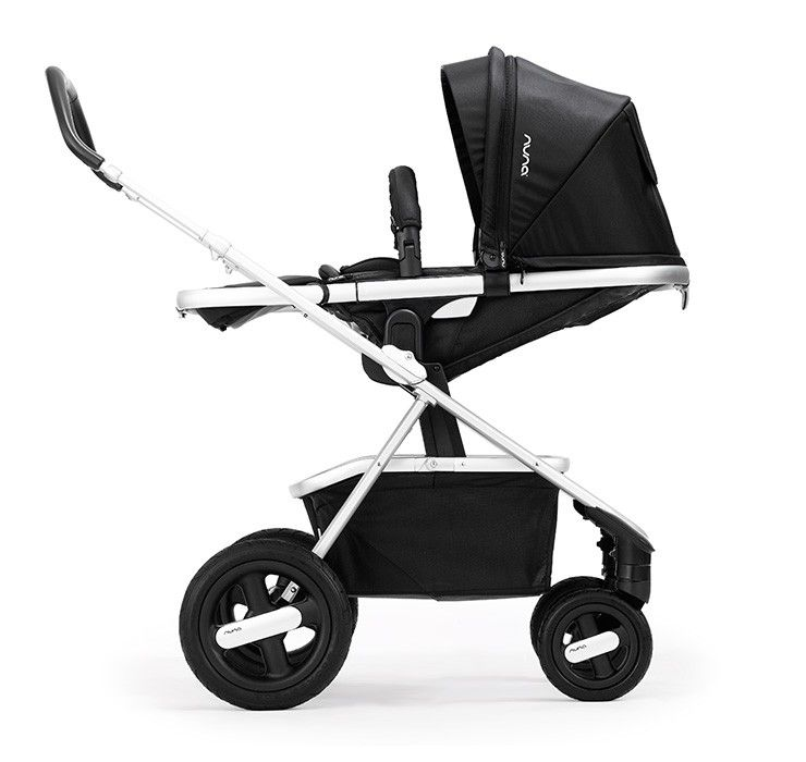 Nuna IVVI Stroller Review-A Robust, Long-lasting ...