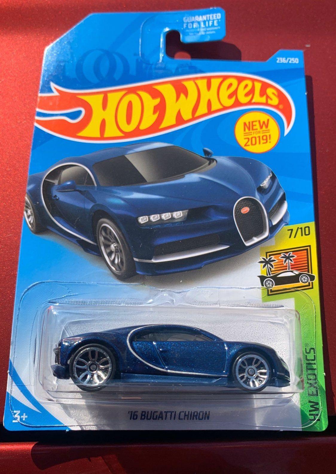 Hot Wheels Bugatti New For 2019 Brand New In Packaging Hot Wheels Cars Toys Hot Wheels Toys Hot Wheels Garage