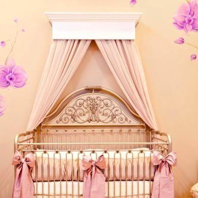 Baby Cribs, Crown Baby Crib Bedding
