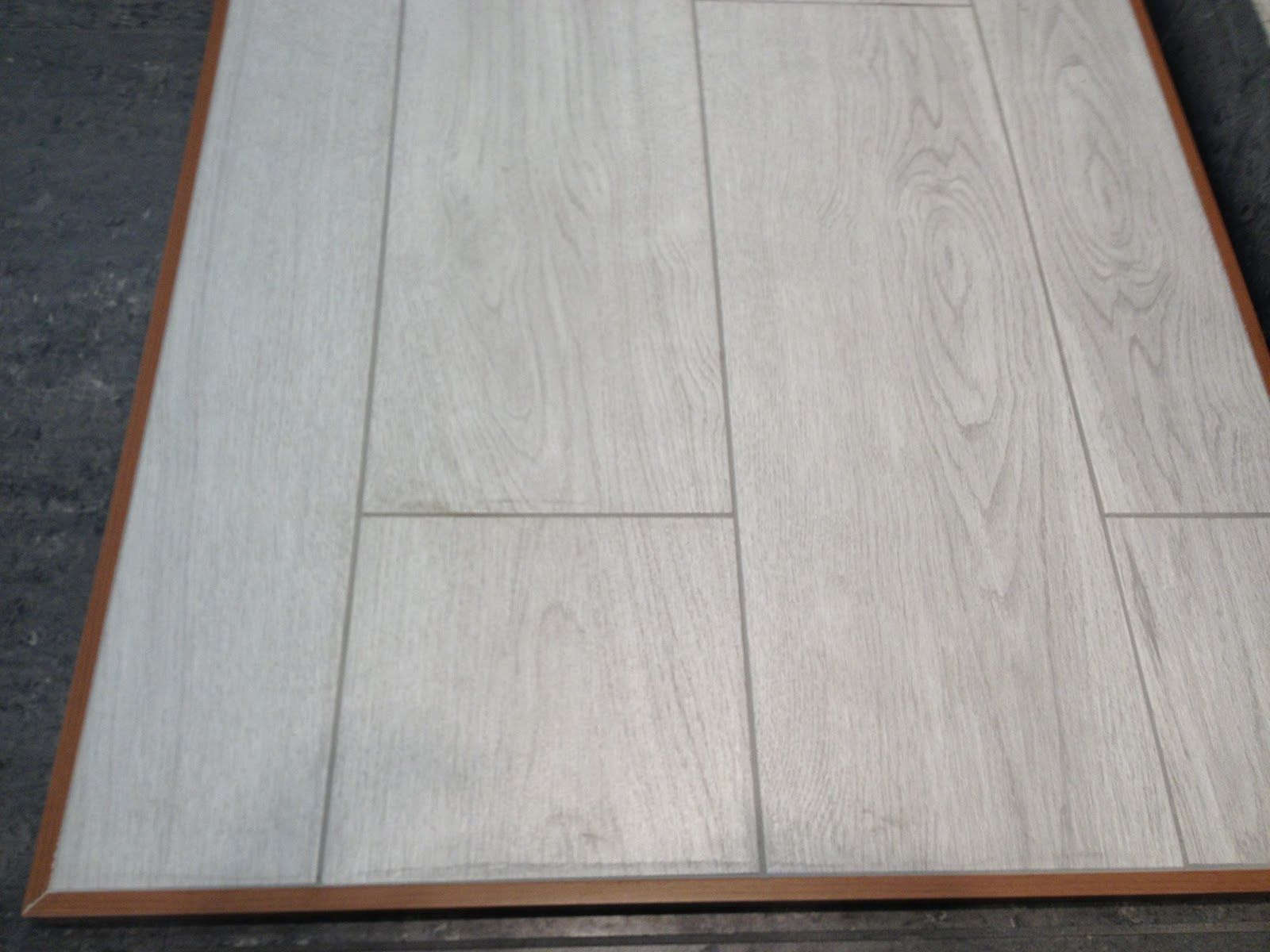 Decoration Ideas Exciting White Natural Wood Look Tile Flooring For Bathroom Floor Or Oudoor Room