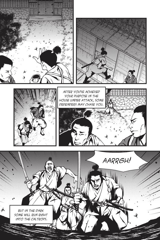 How to write a manga or comic strip by author Sean Michael Wilson.