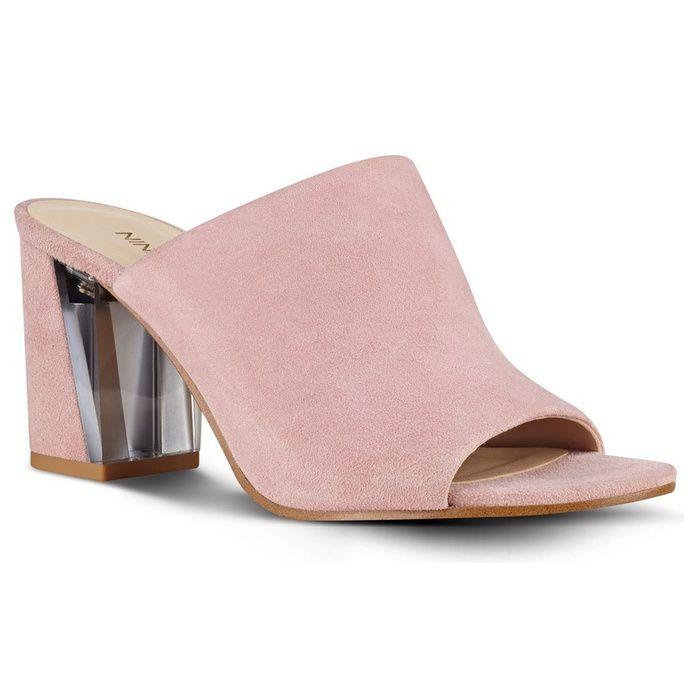 419ddf1b78aab 10 Best Summer Mules -  1 Nine West Gemily Block Heel Slide Sandal   rankandstyle