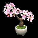 Acnh Cherry Blossom Bonsai Tree Animal Crossing New Horizons In 2021 Cherry Blossom Bonsai Tree Animal Crossing Cherry Blossom Branch