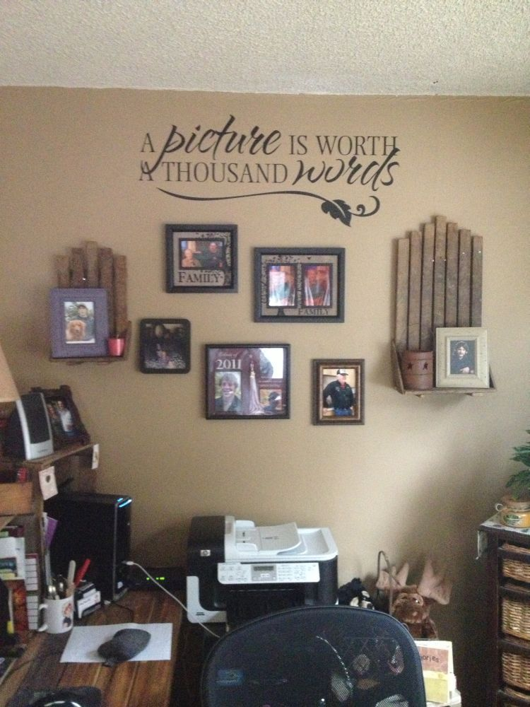 Decorate Your Walls With Words