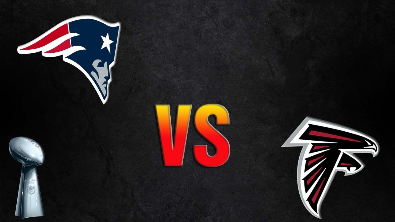 New England Patriots Vs Atlanta Falcons 2017 Who Will Win Super Bowl L Atlanta Falcons Patriots New England Patriots