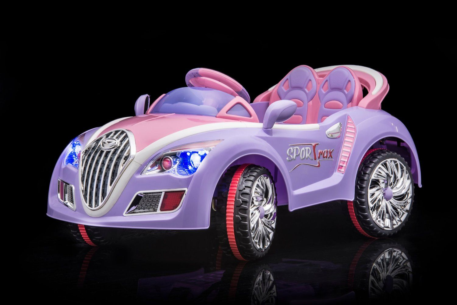 SPORTrax Bugatti Style Kid's Ride On Car