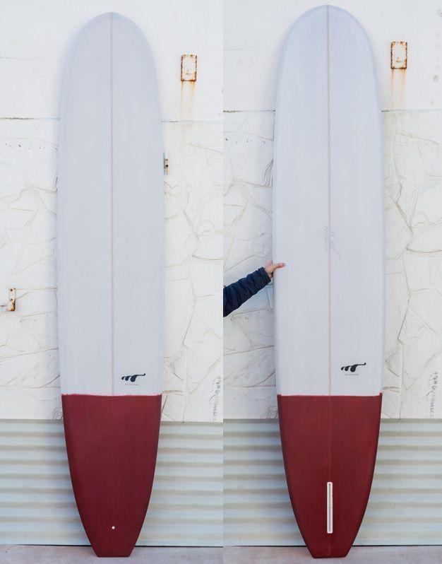 6c1607228 9'8 Saunton Foil in 2019   Surf   Surfboard, Longboard design ...