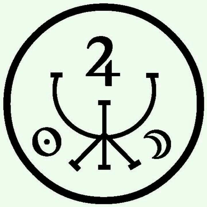 Luck Sigil Art Pinterest Magick Protection Spells And Painted
