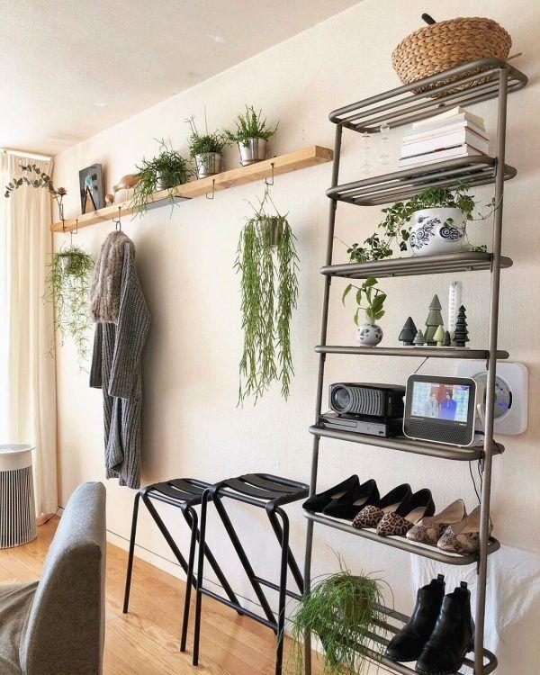 Photo of 一人暮らしのワンルームでもあきらめない!コンパクトなスペースのおしゃれな収納 | folk
