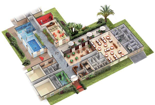 Les espaces club seniors des résidences Services Seniors DOMITYS | DOMITYS
