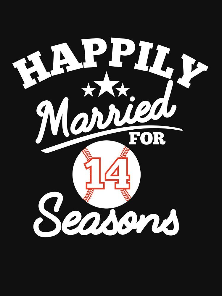Happily Married For 14 Seasons 14th Wedding Anniversary Gifts
