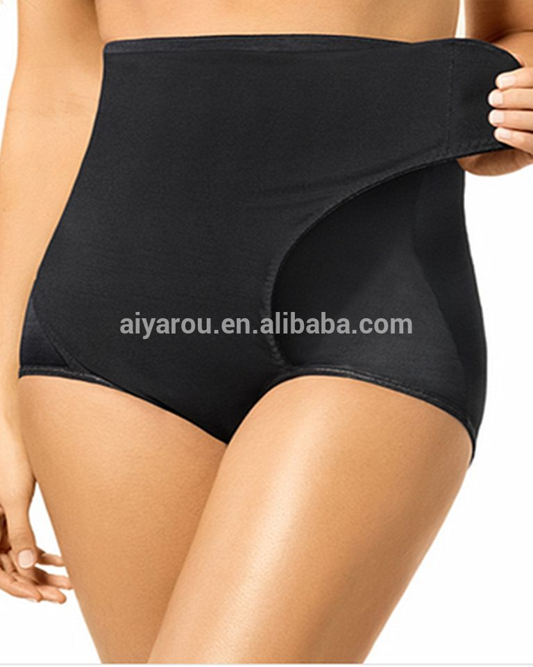 e67d89d97986b Hot Shapers Slimming Butt Lifter with Tummy Control Waist Body Shaper Pants  Underwear Shaper Brief Shapewear
