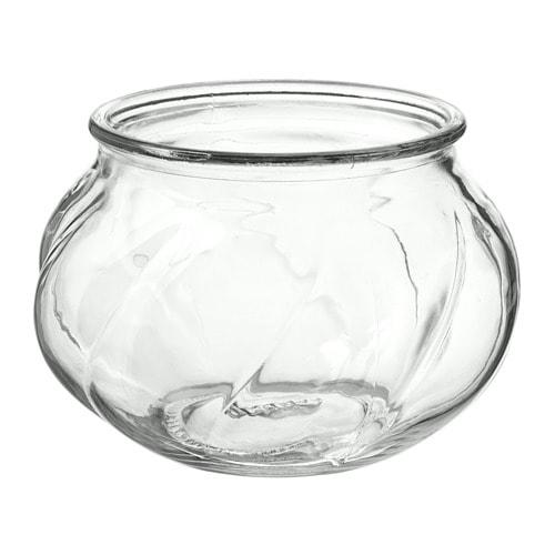 225 & IKEA - VILJESTARK Vase clear glass | Decorating | Ikea vases ...