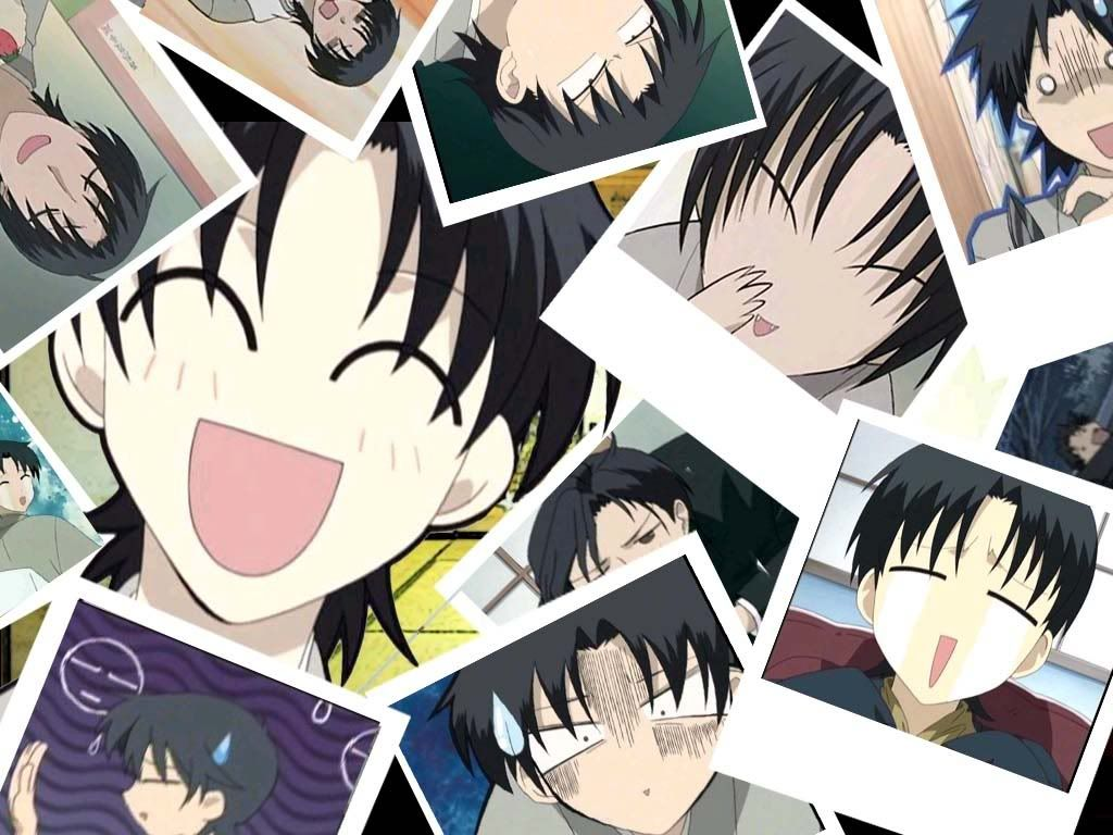 Shigure Sohma Fruits Basket Fruits basket anime