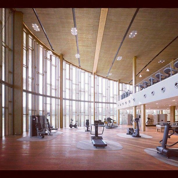 Interior Design Ideas For Home Gym: A View Inside #technogymvillage #technogym