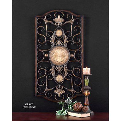 Have to have it. Micayla Large Metal Indoor/Outdoor Wall Art - $160.6 @hayneedle